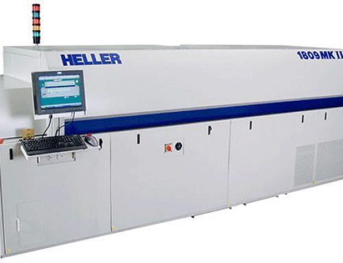 EMS installs second Heller 1809 MKIII
