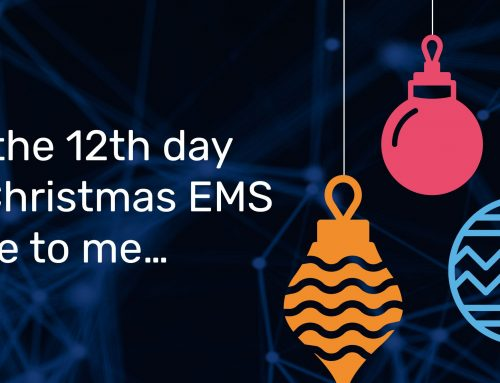 EMS' 12 Days of Christmas