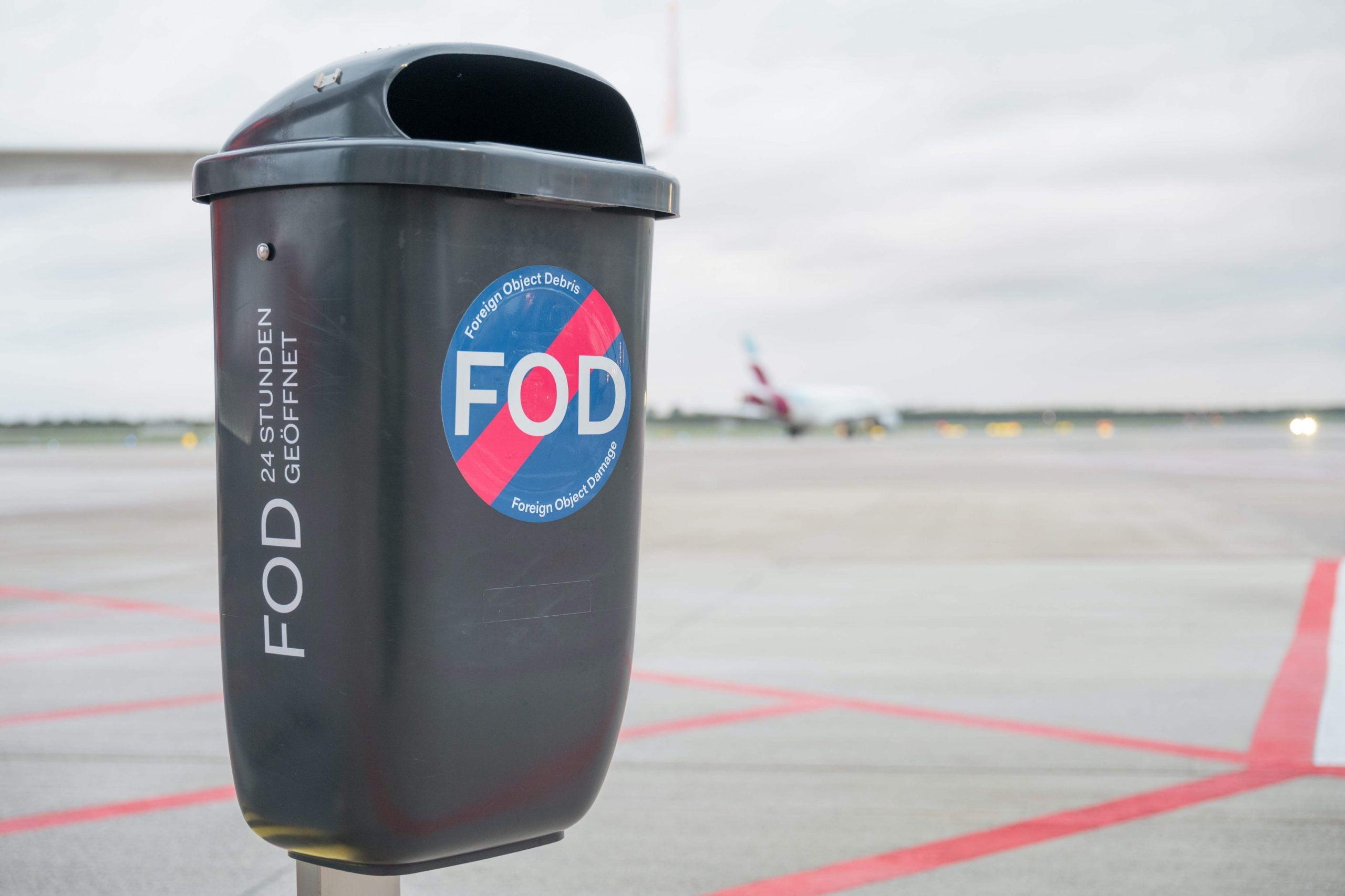 FOD bins