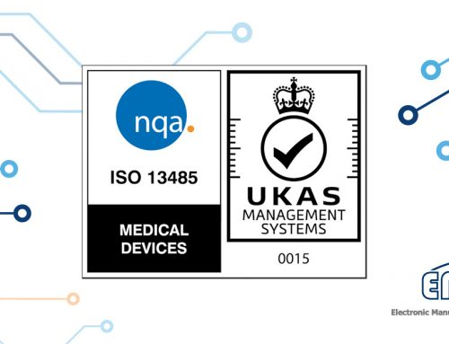 EMS receives ISO 13485:2016 accreditation!